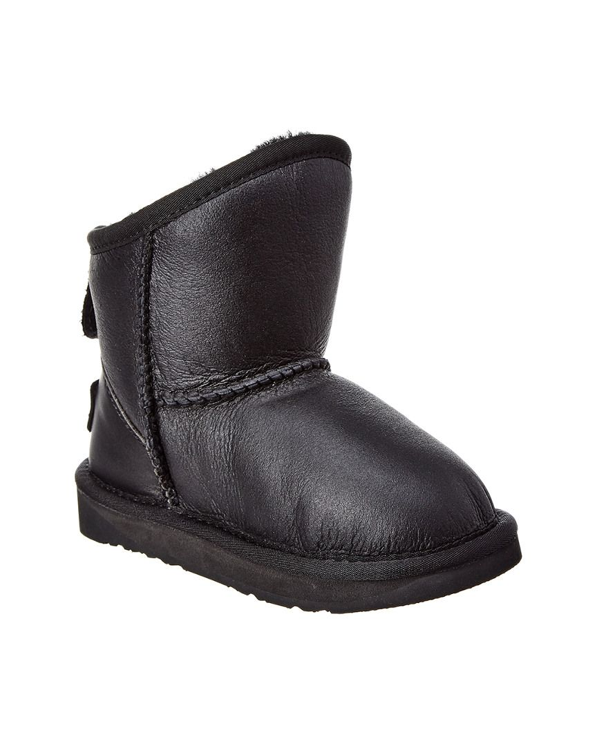 67bfa204a7f2 Australia Luxe Collective Kids  Cosy X Leather Boot  Collective ...