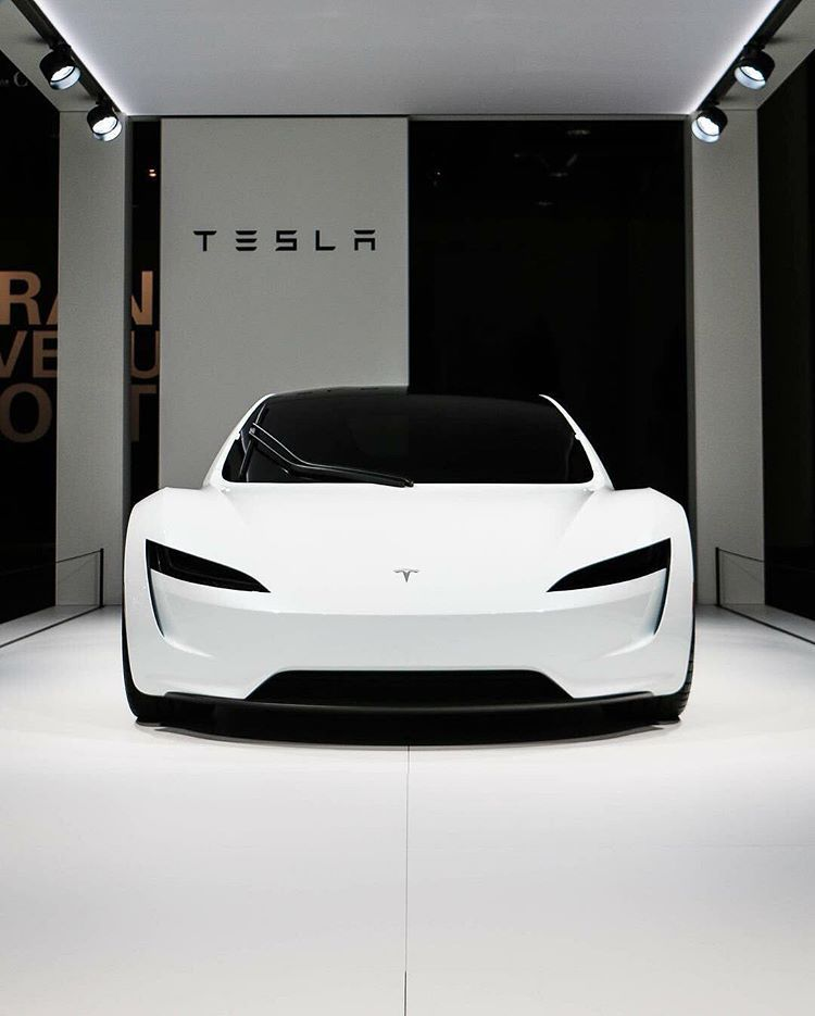 The New Tesla Roadster Looks Straight From The Future Makes Us