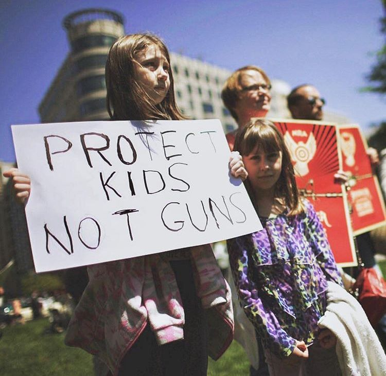 Protect kids not guns.