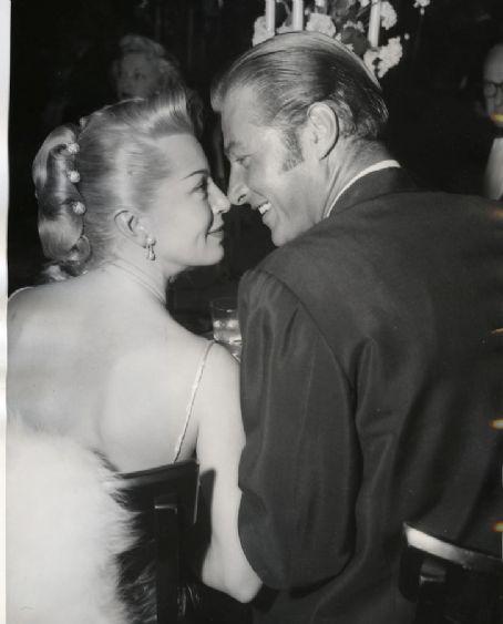 Lex Barker & Lana Turner