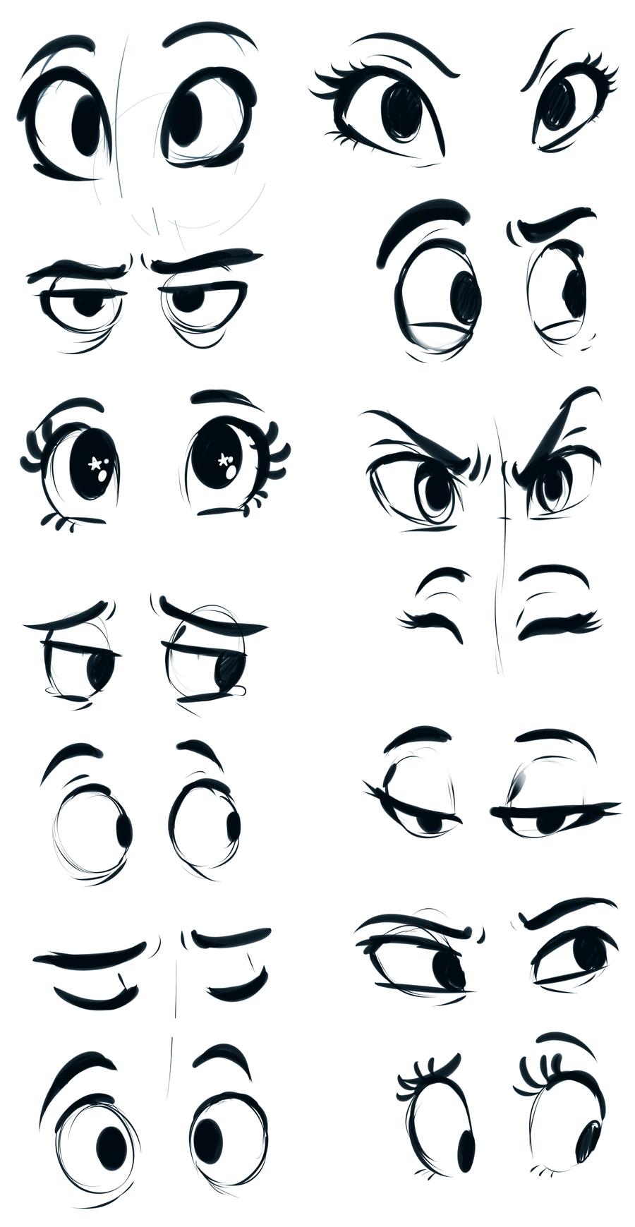 Sharkie19 On Deviantart · Eye Drawingsdrawing