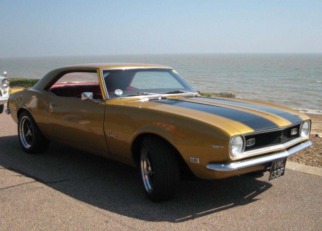 1968 Chevrolet Camaro 327 Chevrolet, Chevrolet camaro