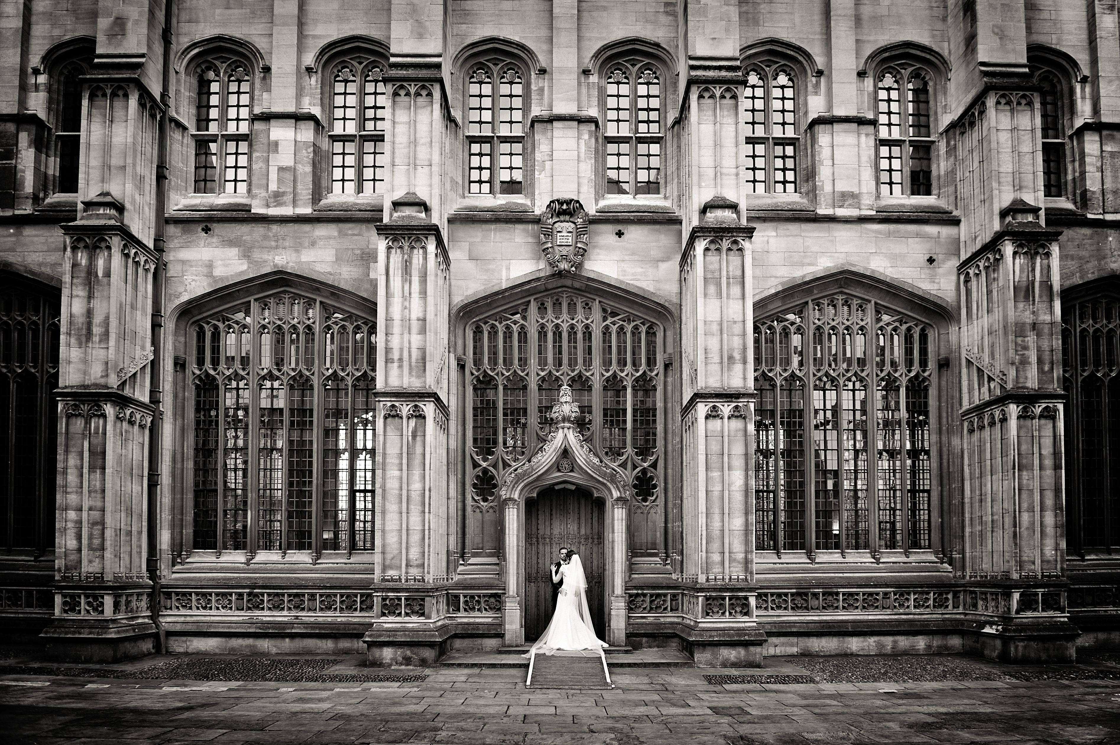 The gothic Divinity School is steeped in 400 years of ...