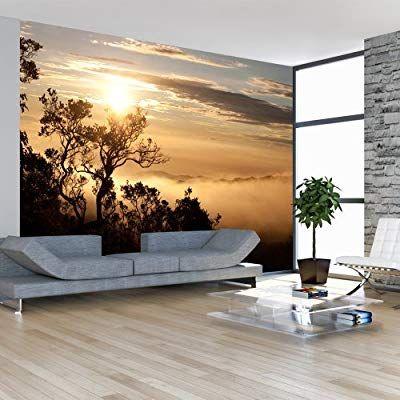 Murando fototapete 350x270 cm vlies tapete moderne for Dekoration wohnung amazon