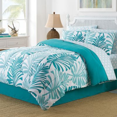 Maris 6 8 Piece Reversible Comforter Set Bedbathandbeyond Com