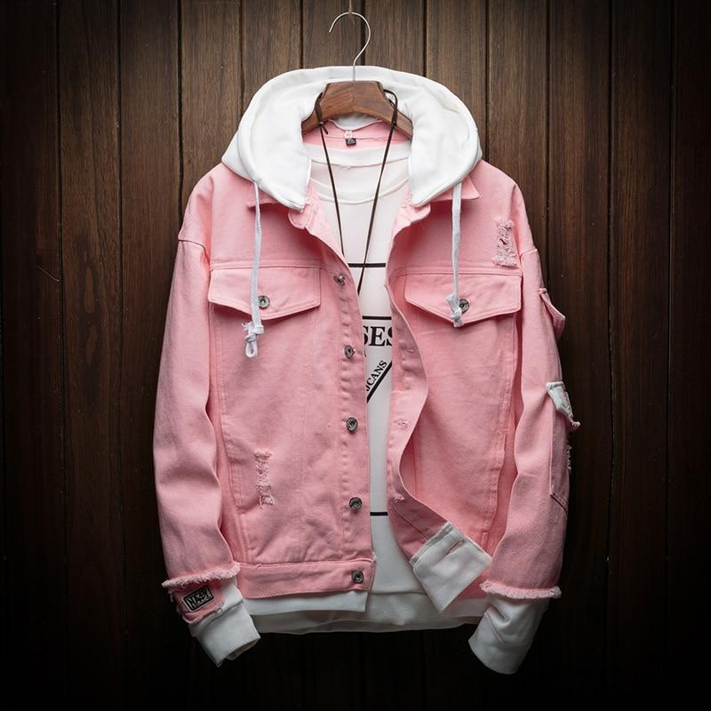 Patrick Denim Jacket Lightweight denim jacket, Jackets