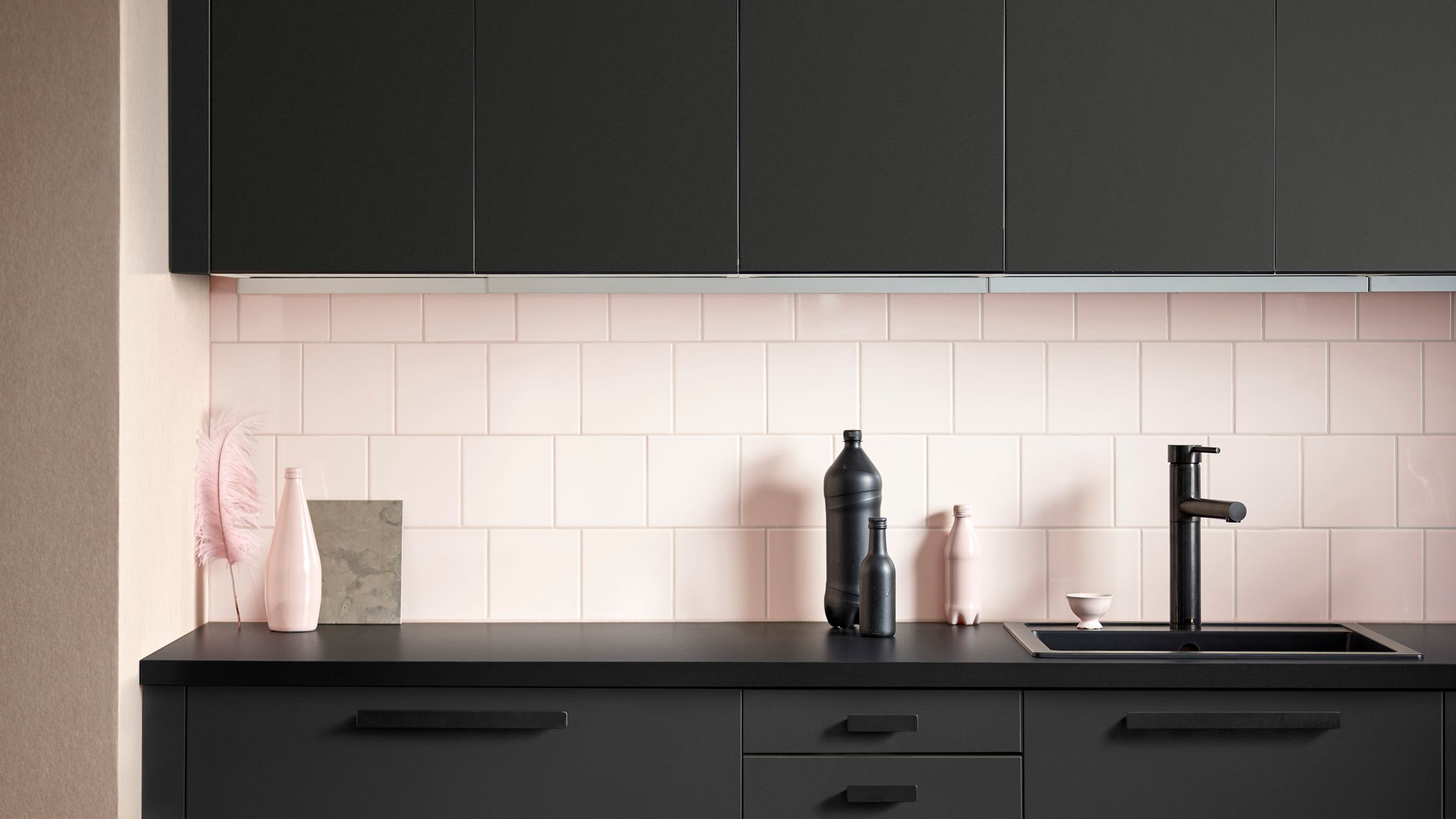 Ikea s new kitchen system is made from plastic bottles