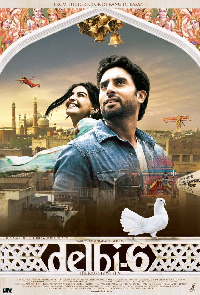 Delhi 6 Full Movies Online Free Full Movies Bollywood Posters