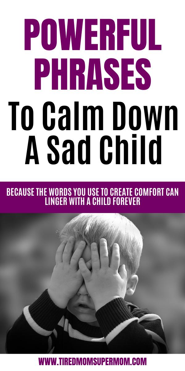 Photo of Elterntipps für Eltern von Kindern, die manchmal traurig werden. Egal, ob Sie m…