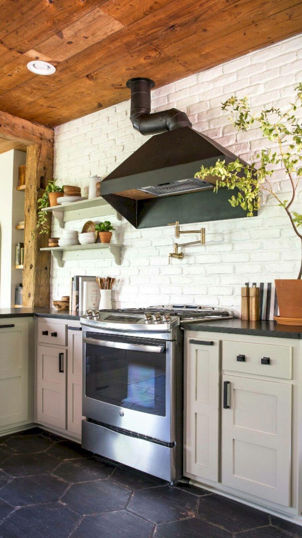 70 Tile Floor Farmhouse Kitchen Decor Ideas 57 Kitchen Tiles