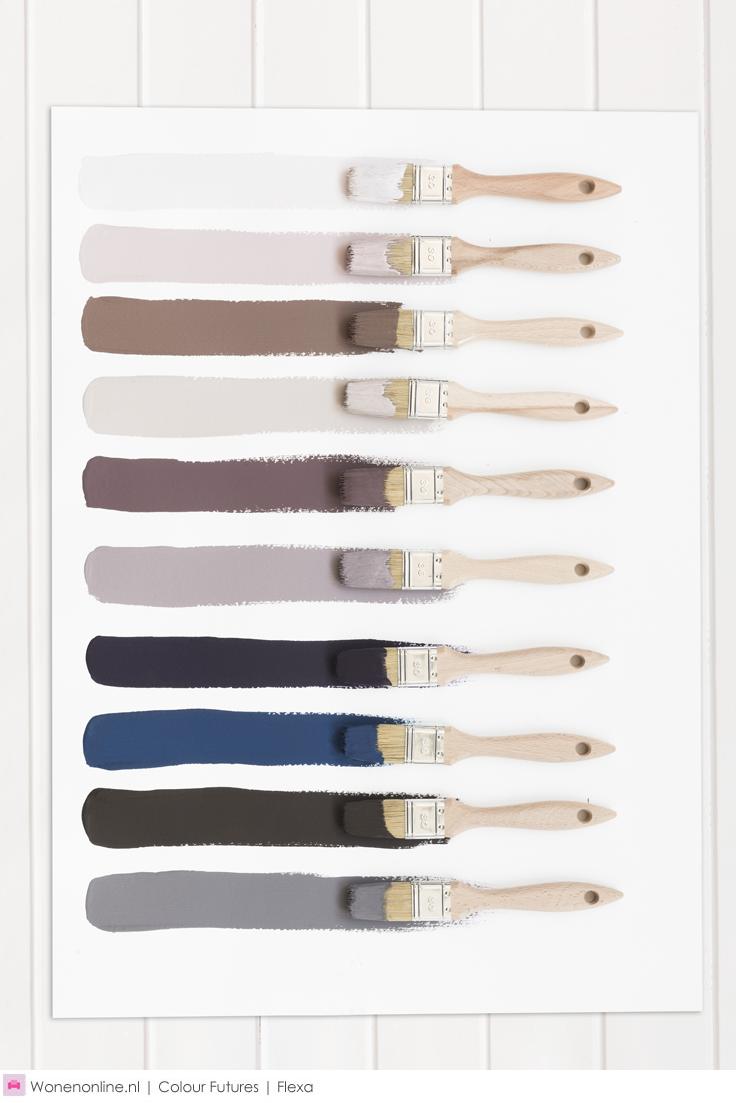 Kleurentrends 2018 kleuren verf en kleur for Kleurentrends 2017