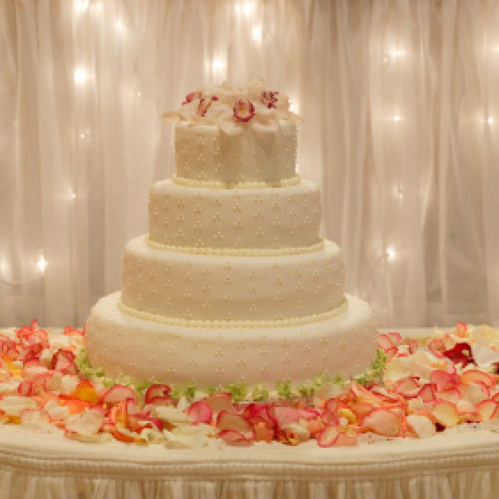 Wedding cake table decoration ideas  Wedding Cake Table Decorations Pictures  ionsedding Cake Decorat W