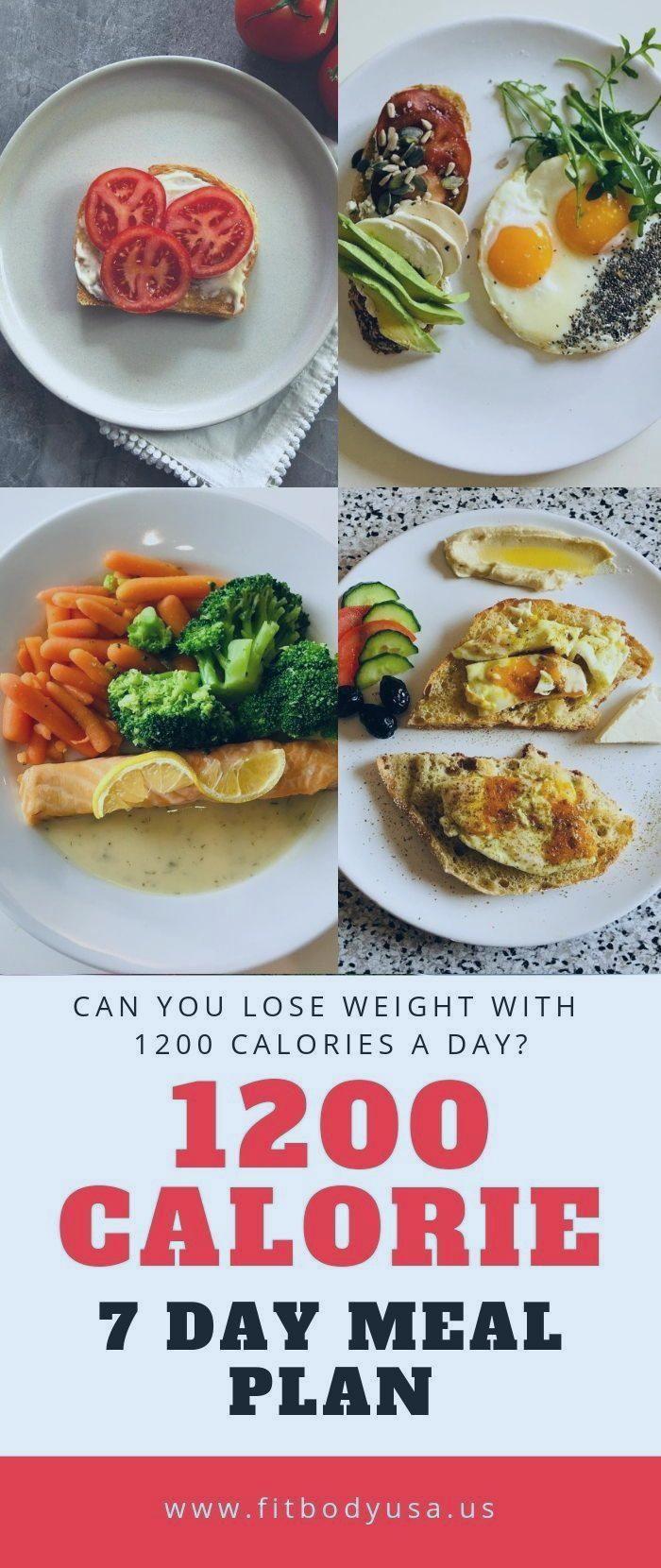 1200 Calorie Ketogenic Diet Menu