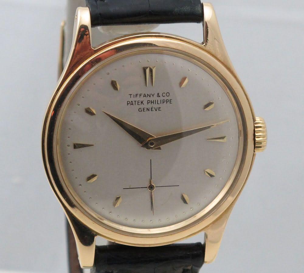 Patek Philippe & Tiffany Watches | Tiffany & Co.