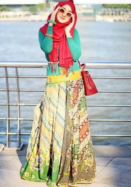 Baju Batik Modern dan Modis  1100291eea