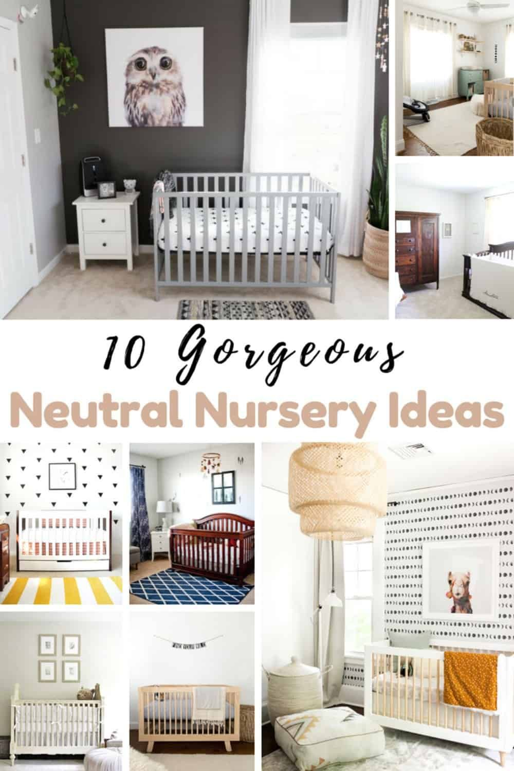 Love Calming Neutral Nursery Themes Check These Out Gender