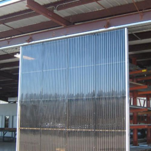 Greca Square Wave 50 Quot X 10 Clear Corrugated Polycarbonate