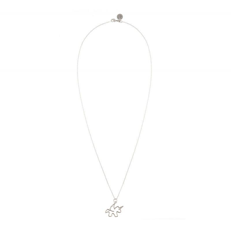 72aacec49828 Collar de oro artesanal para mujer PEGASO   tendencias   Collares de ...