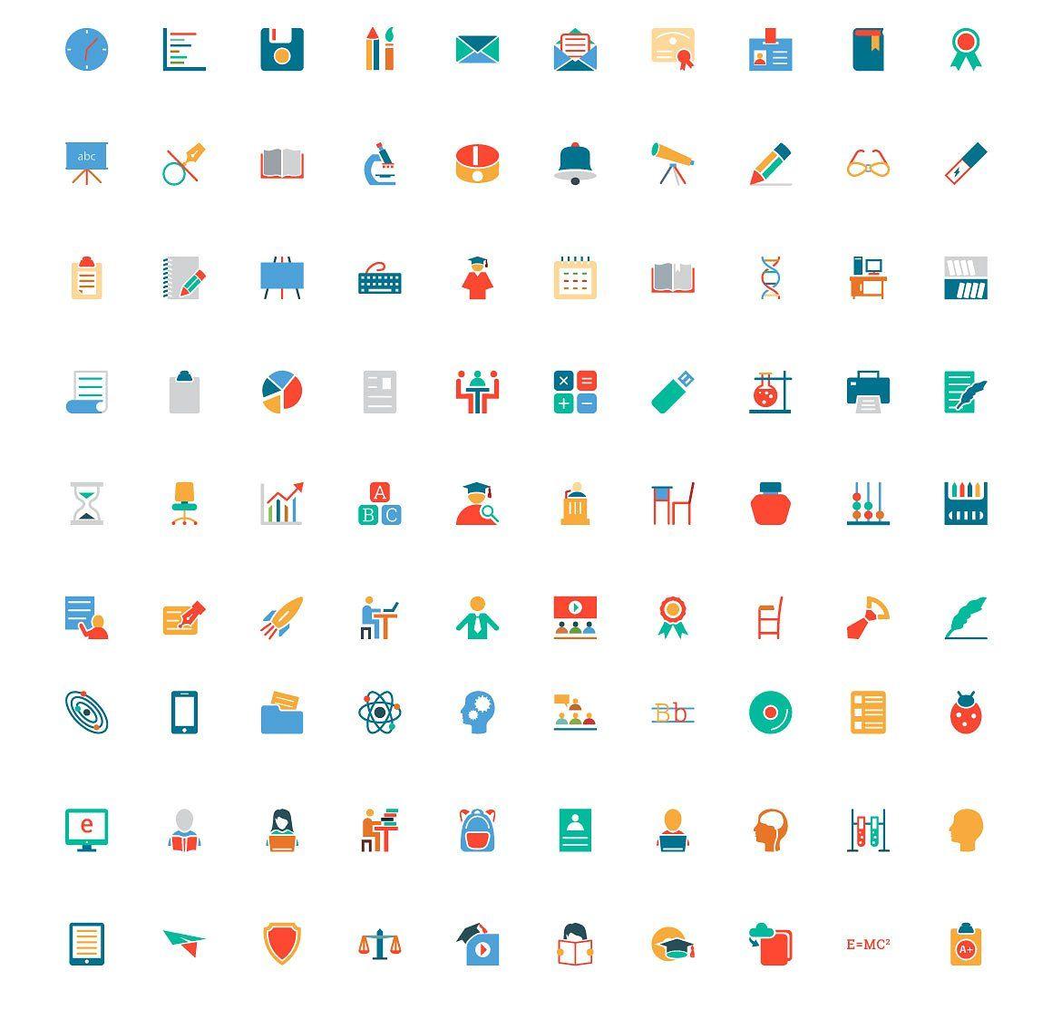300+ Education Colored Icons icon, flaticon, icons, icon