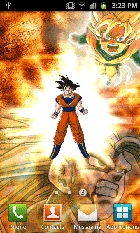 Wallpaper Animasi Android Anime Free Dragonballz Live Wallpaper Apk Download For Android Wallpaper Animasi Anime Live Wallpapers Wallpaper Android Wallpaper