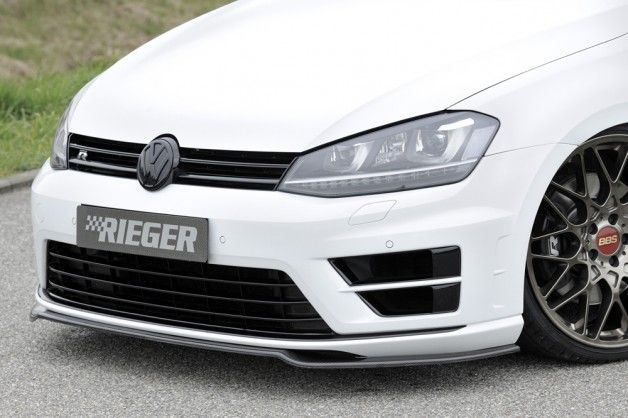 VW Golf 7 - carbon splitter - VW Tuning Mag | CAR VW GOLF ...