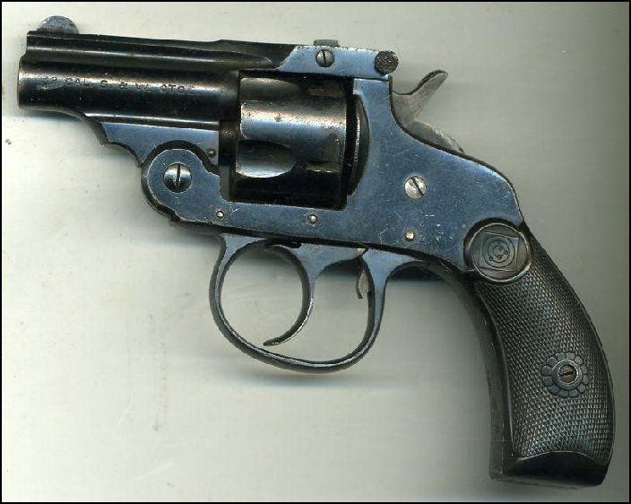 harrington and richardson .38 revolver serial numbers
