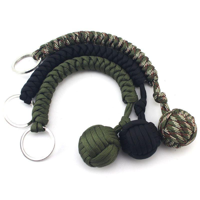 Survival Hand Rope Outdoor Self-Defense Emergency Bracelet With Survival