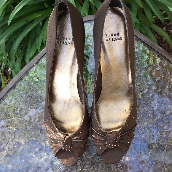 Smart Stuart Weitzman Shoes For THAT Event. Stuart