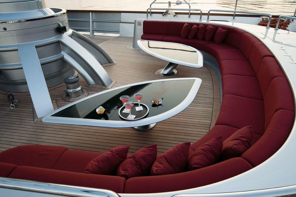 Maltese Falcon Yacht 17 Yacht Interior Design Yacht Interior