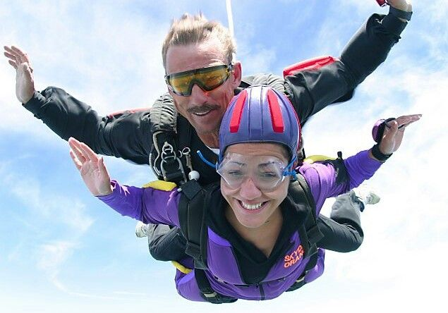 Sky Diving Yay Skydiving Virginia Usa Fitness Adventures