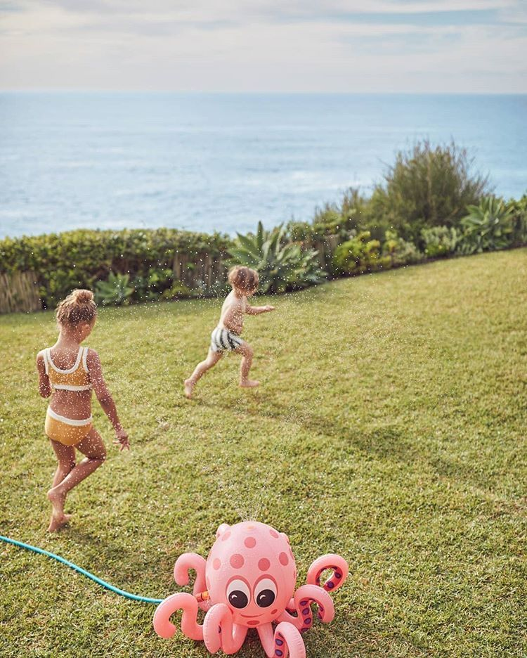 Sunnylife Inflatable Sprinkler Octopus Shop For