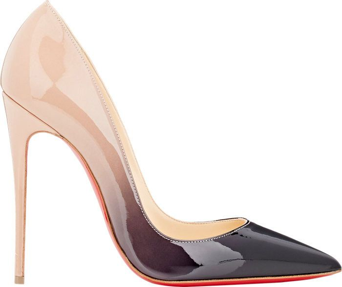 CHRISTIAN LOUBOUTIN Tacones gradient
