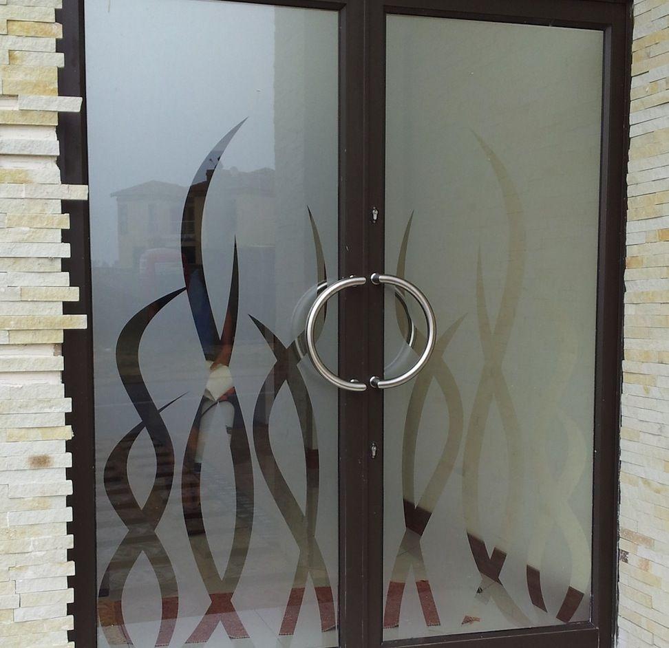 The chic look of glass doors is popular in contemporary interior the chic look of glass doors is popular in contemporary interior design planetlyrics Gallery