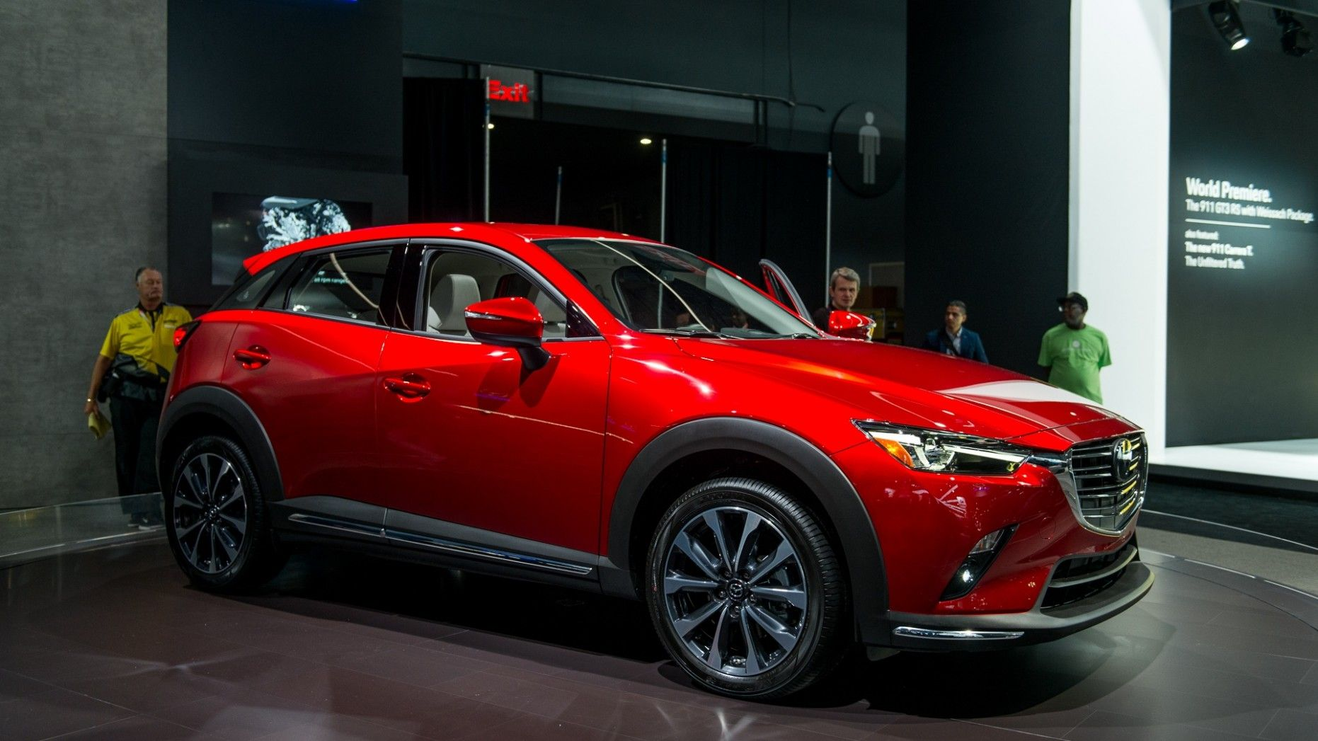 2021 Mazda CX3 Picture in 2020 Mazda, Mazda cx3, Car