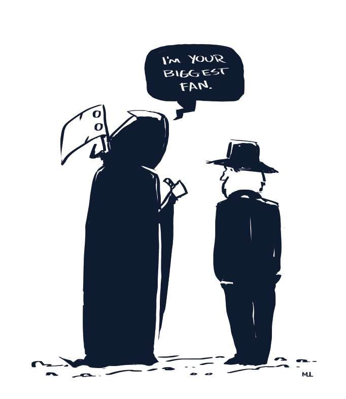 Mary Death :: You're in good hands. | Tapastic - image 1