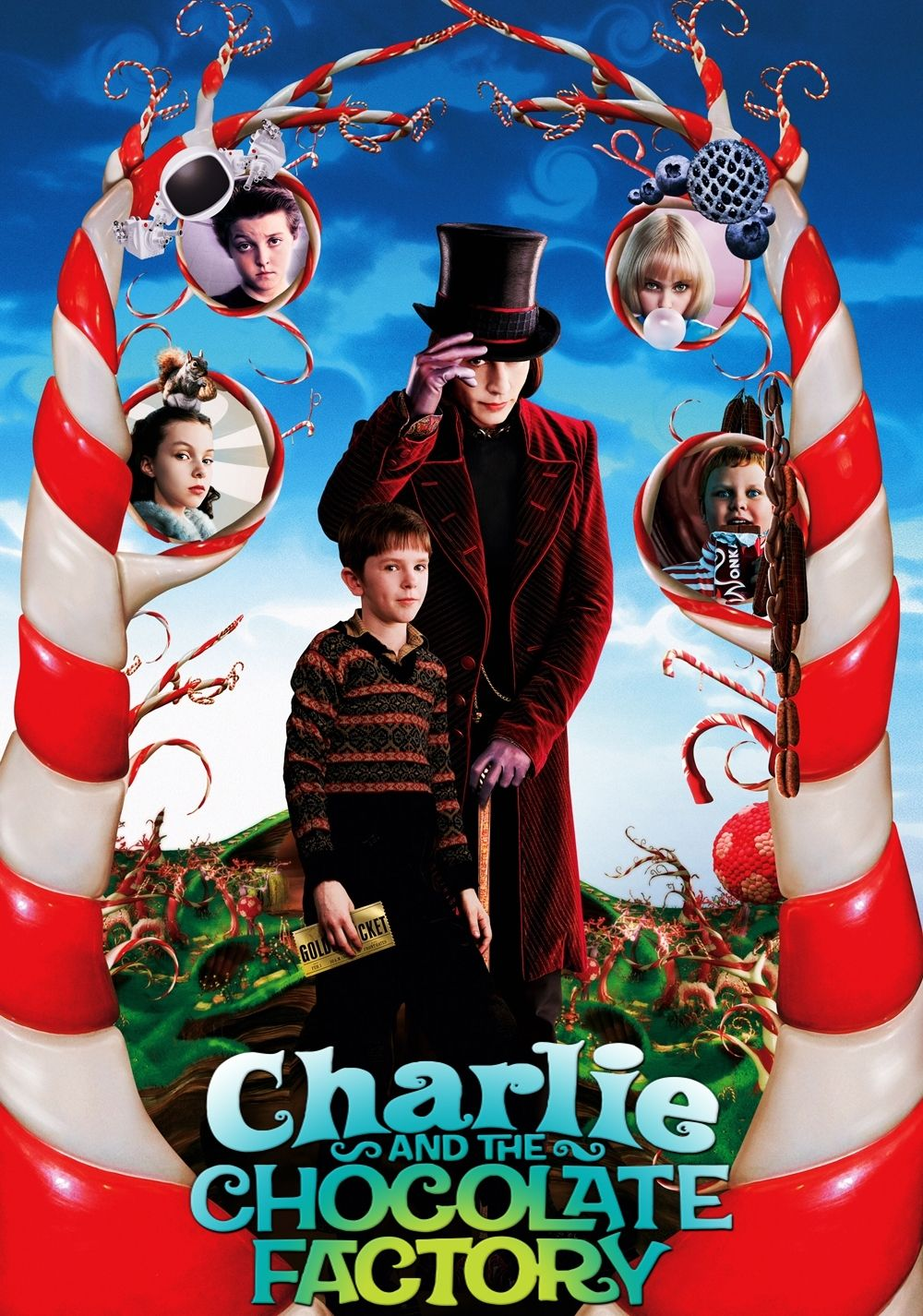 20 Interesting Facts About The Movie Charlie And The Chocolate