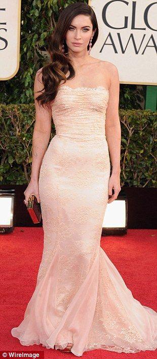 Best Golden Globes Looks - Megan Fox
