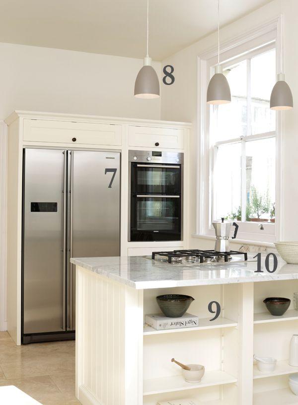 Open lower cabinet detail   devol kitchen design blog ...