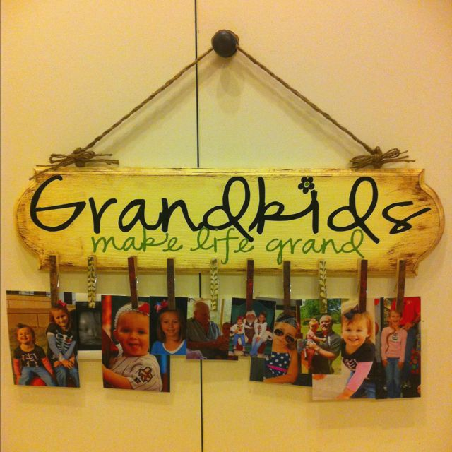 Diy Gift For Grandparents For Under 20 Vinyl Lettering From Etsy