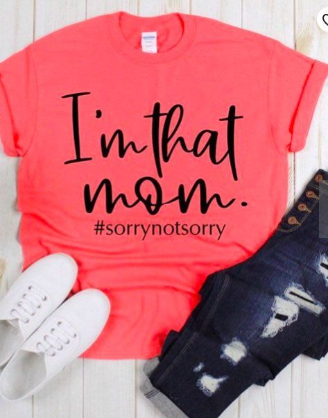 Best Funny Mom I'm That Mom T-Shirt ZNF08 T Shirt Archives - Page 3 of 16 - Website Name 4