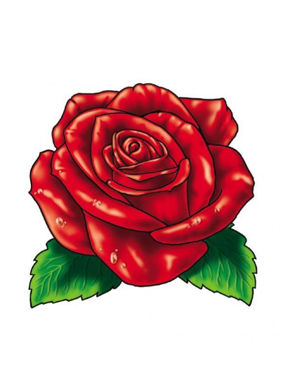Tatuajes De Rosas Rojas Buscar Con Google Tatuajes Tattoos