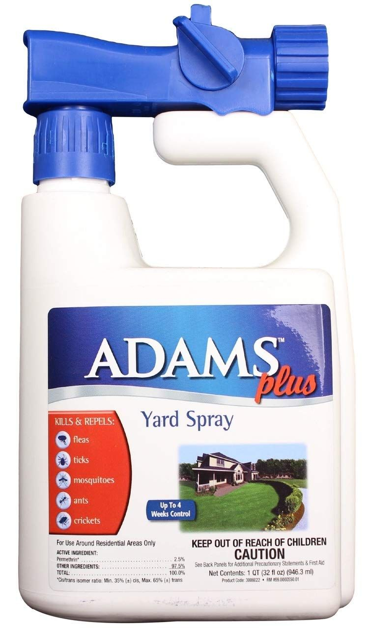 Adams Plus Flea And Tick Yard Spray 32 Oz Nice To Have You