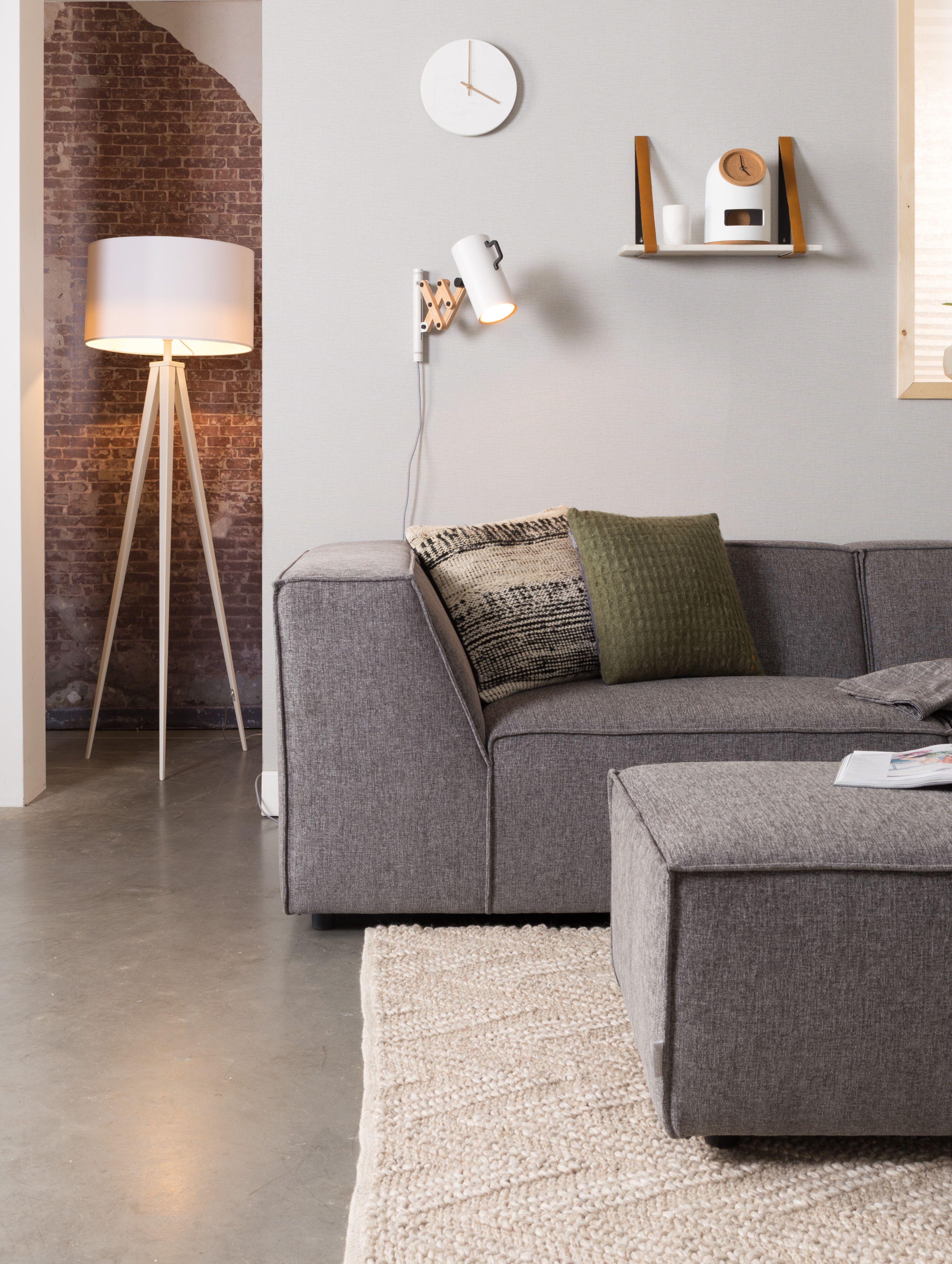 Zuiver Meubles Hollandais Avec Design Et Style Clem Around The Corner Decoration Maison Deco Style Industriel Mobilier De Salon
