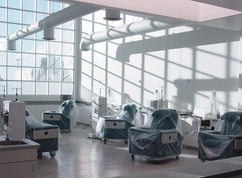 200 Bed Hospital Complex Transmodular Hospital Systems Mobile
