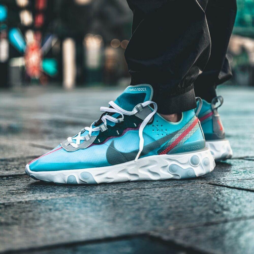 RARE Men's Nike React Element 87