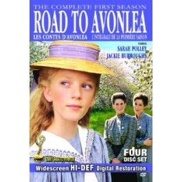 Road To Avonlea Season 1 Road To Avonlea Christian Movies Seasons
