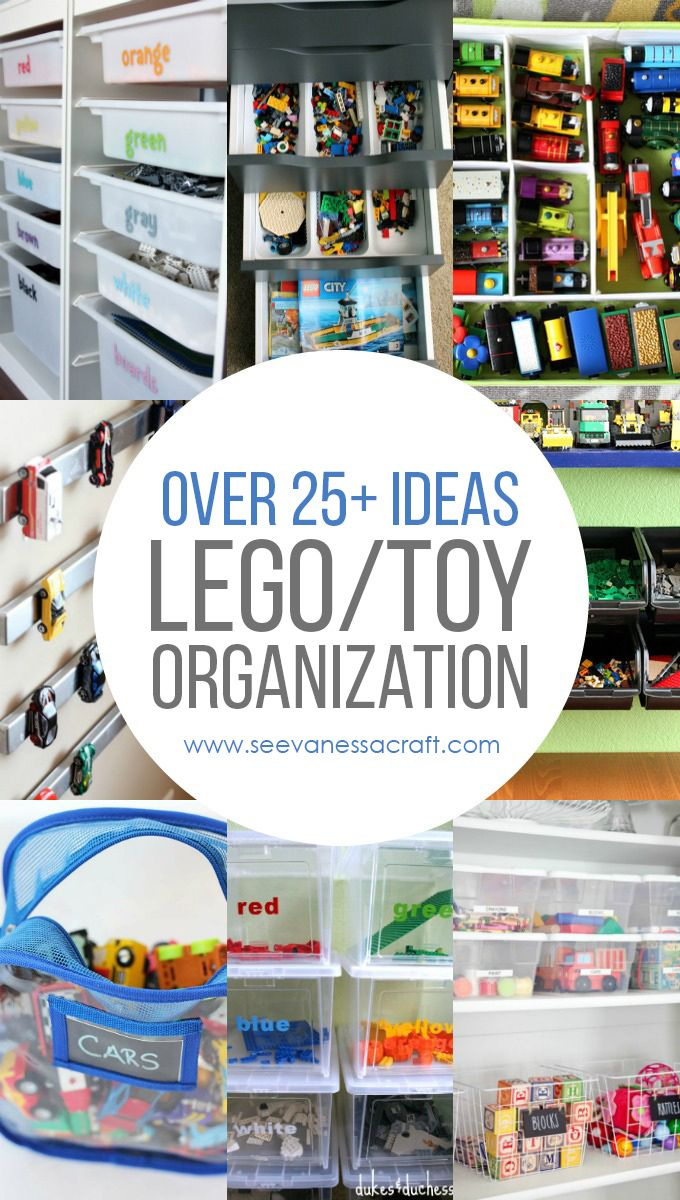Kid Friendly 25 Toy And Lego Organization Ideas Toy Organization Kids Room Organization