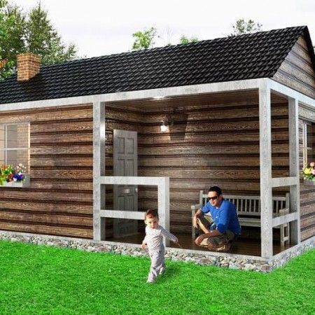 Te Koop Mod Op Maat Modulaire Woning House Tiny