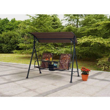 Patio Amp Garden Outdoor Patio Swing Patio Swing Canopy