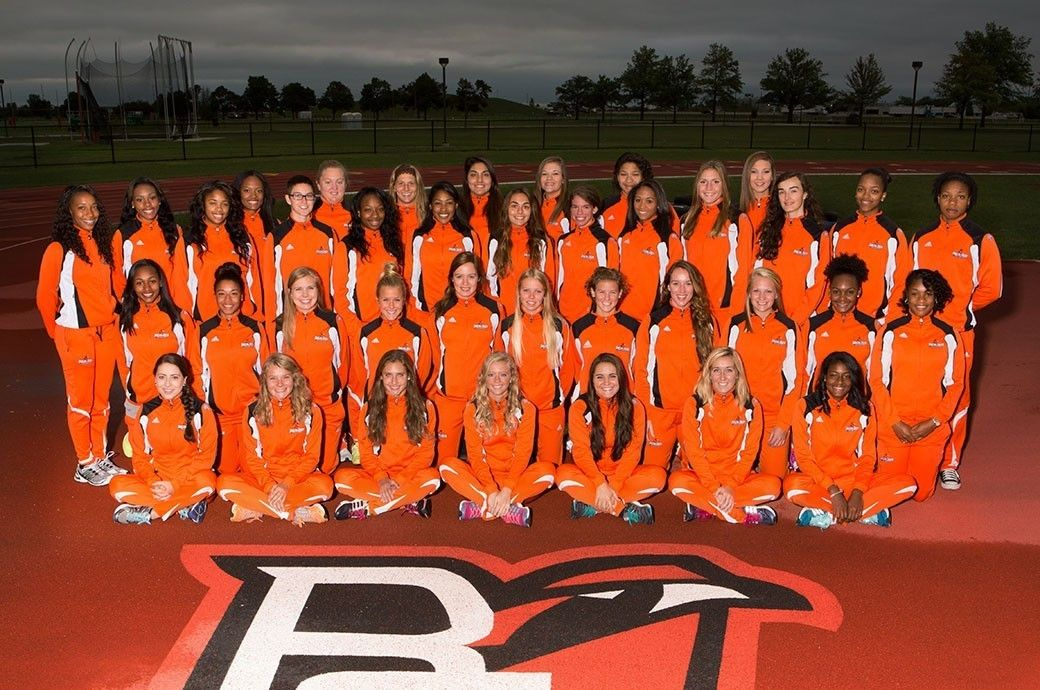 The Bowling Green State University Track And Field Team Was Named An All Academic Team By Bowling Green State University Cross Country Coaching Track And Field